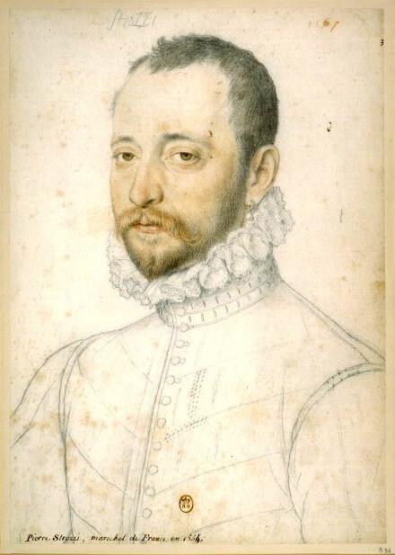 Filippo di Piero Strozzi v dobovém vyobrazení z druhé poloviny 16. století.