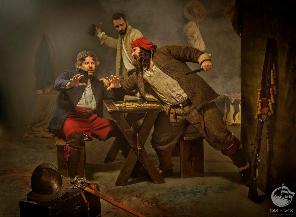 Fotografie z projektu Erdhart 1645