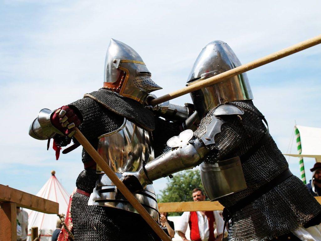 Boj ve zbrojích