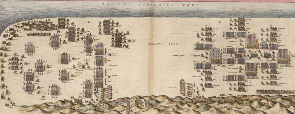 Druhá fáze bitvy u Nieuwpoortu