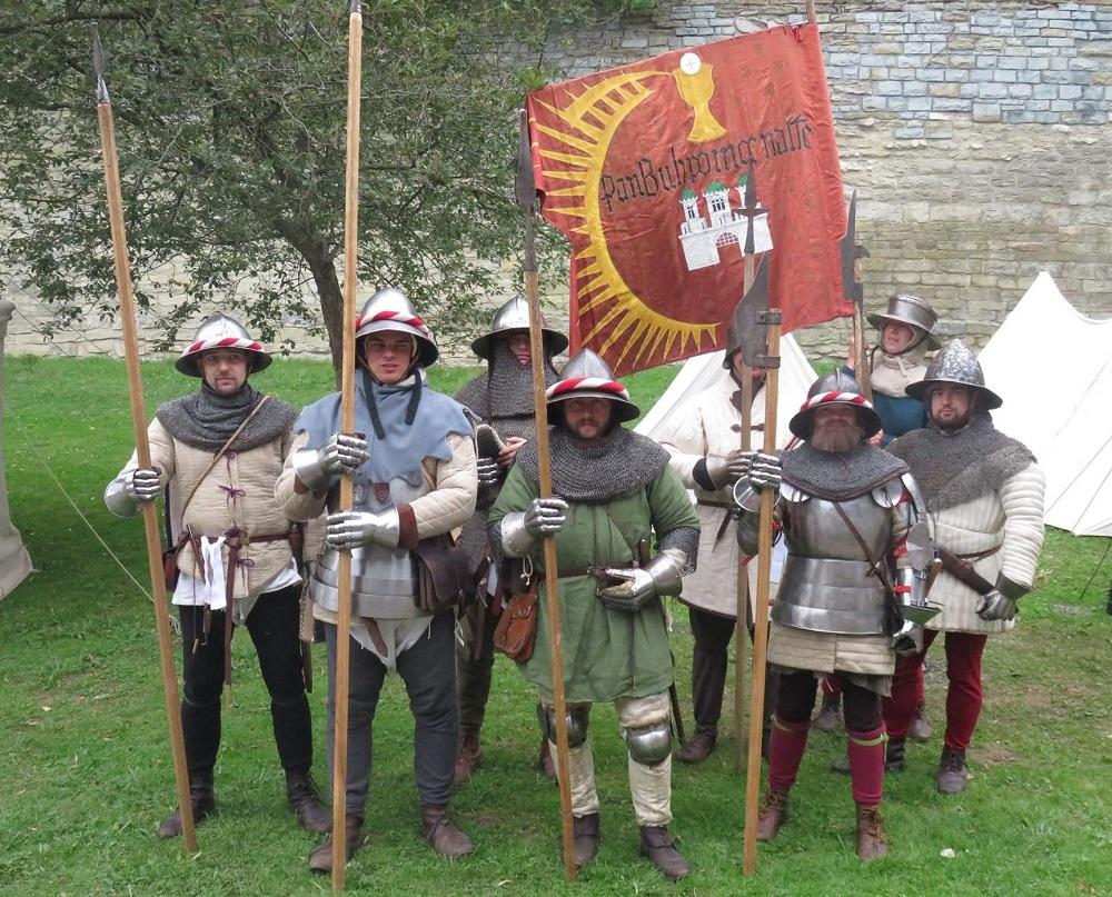 Husičtí bojovníci - Civitas Pragensis
